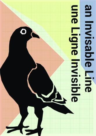 invisable line