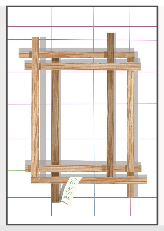 NTS framed