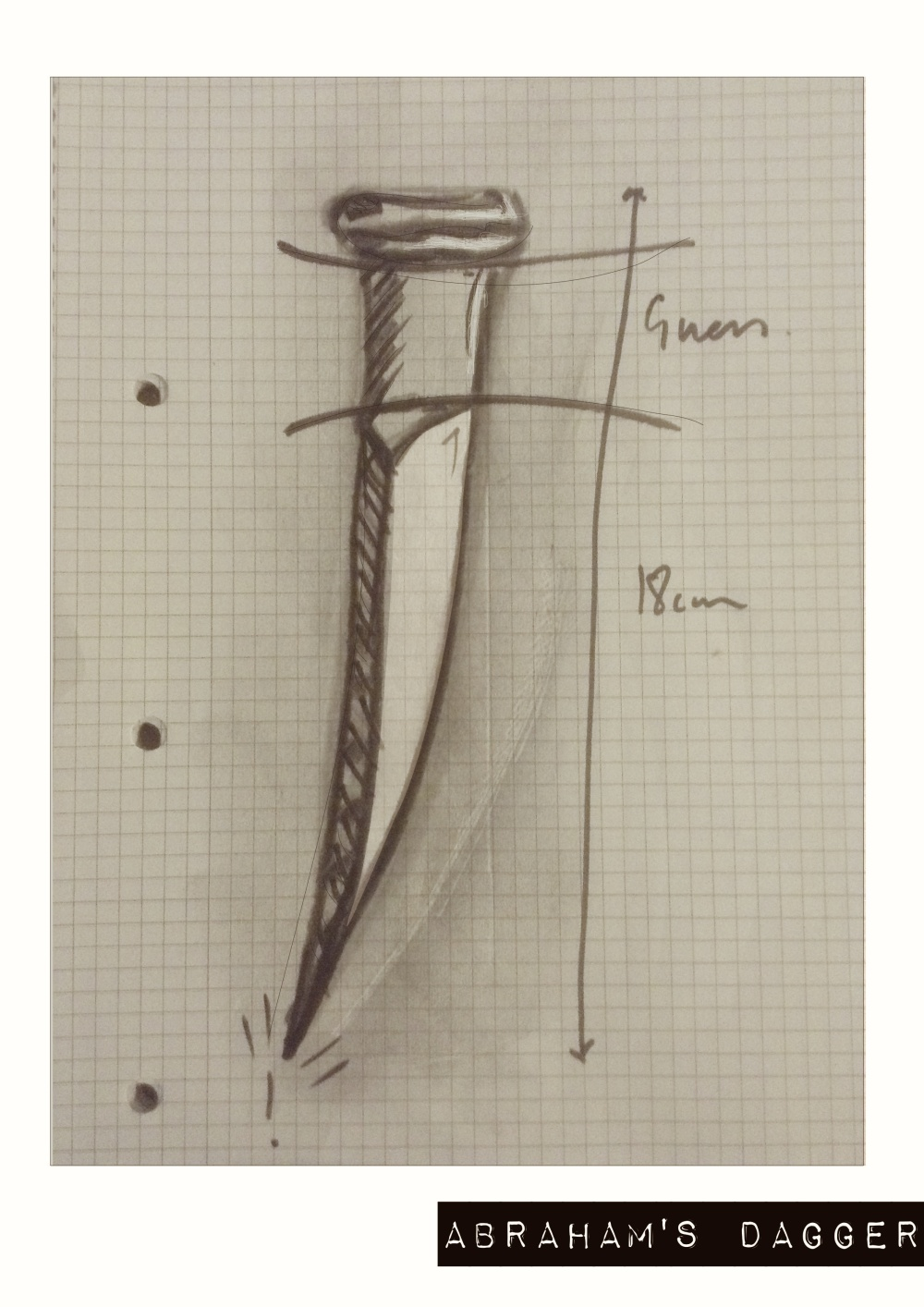 abrahams dagger