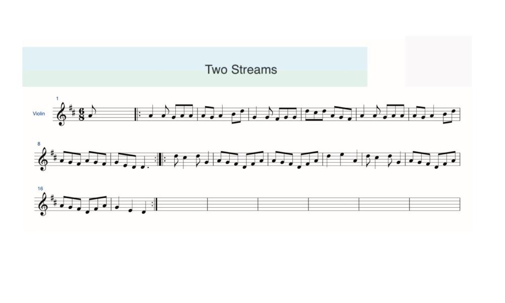 2 streams