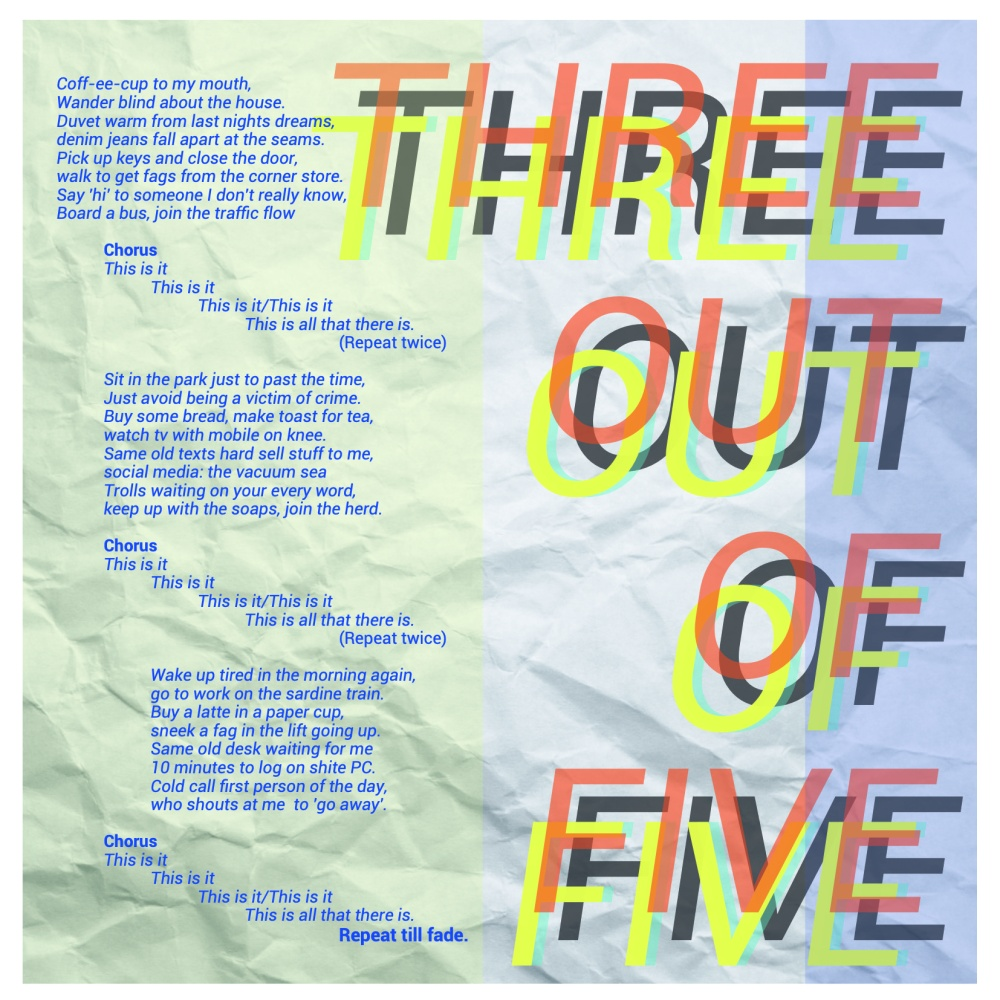 3 from 5 lyrics
