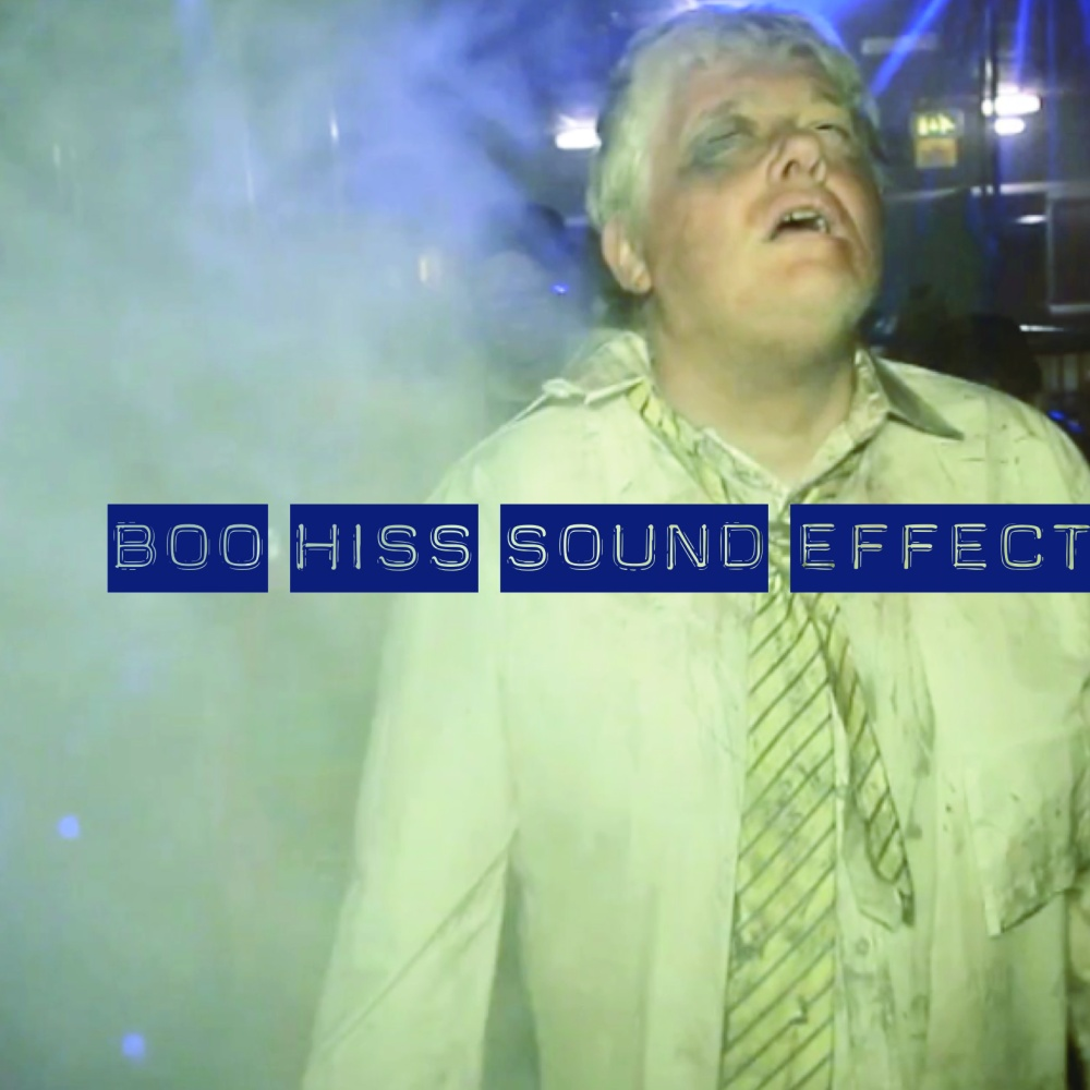 boo hiss sound effect
